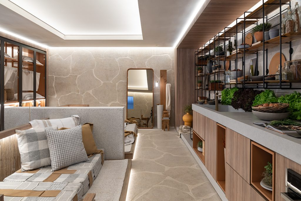 Casa Cor SP 2018: Très Arquitetura Projeta Casa Menir