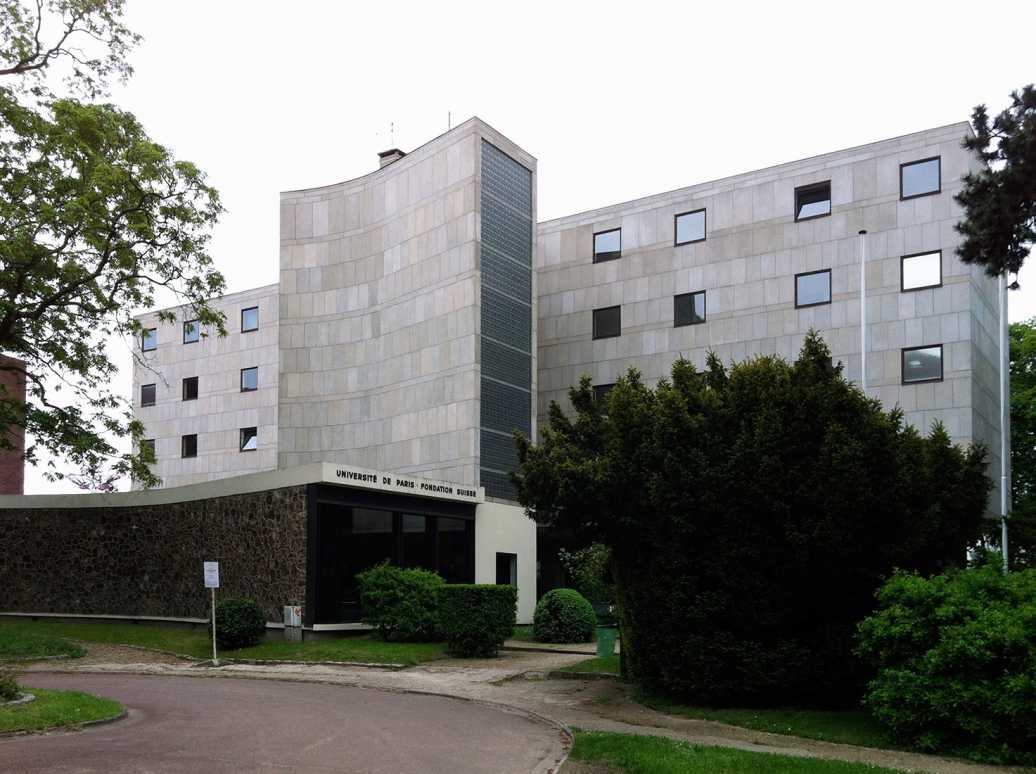 Pavillon Suisse - Le Corbusier