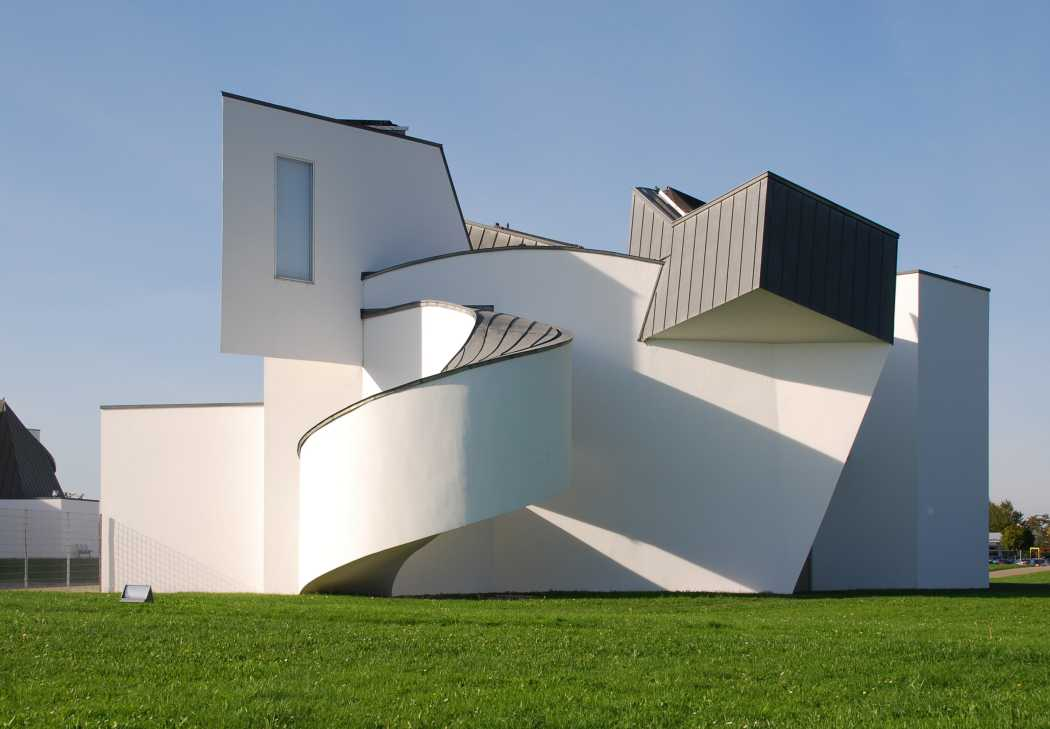 Vitra International Furniture Manufacturing Facility and Design Museum, Weil am Rhein, Alemanha - Frank Gehry