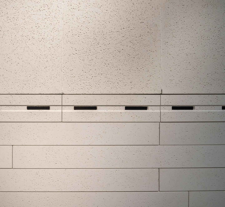 Deck de piso atérmico branco