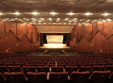 Teatro Castro Alves – Interno